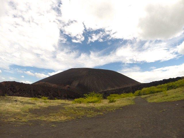 vulcão Cerro Negro Nicaragua
