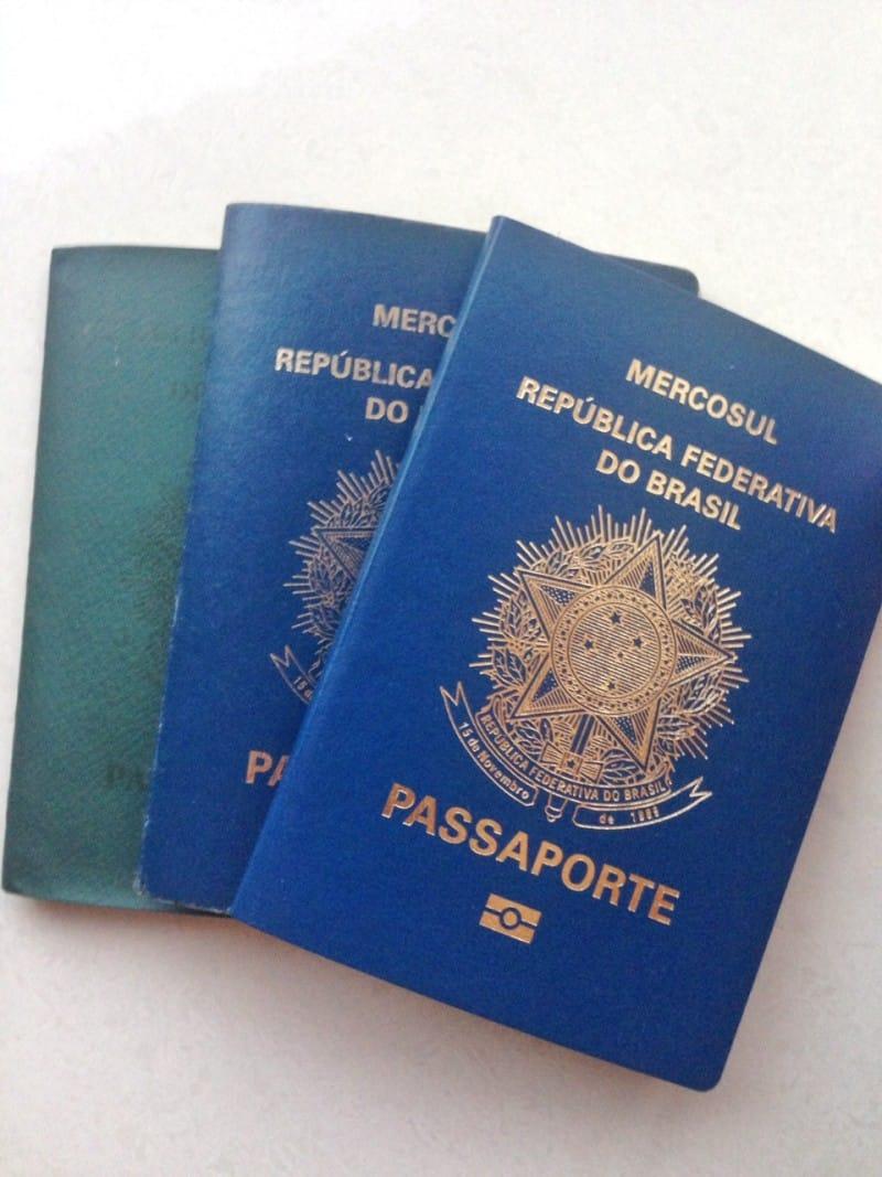 Passaportes_brasileiro