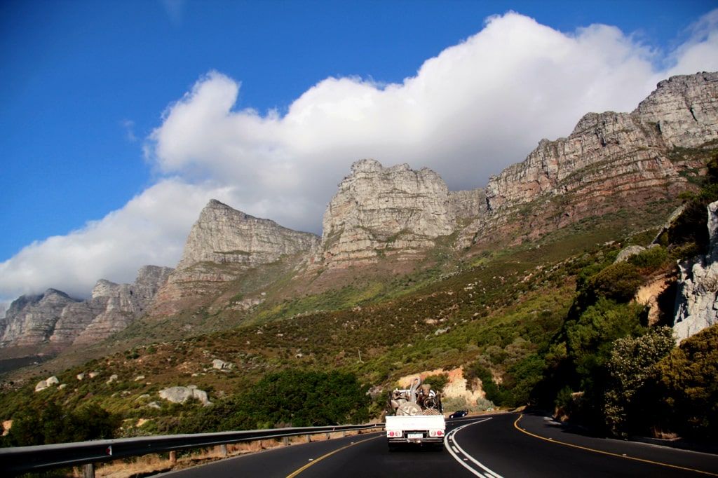 Roteiro Rota Jardim na África do Sul