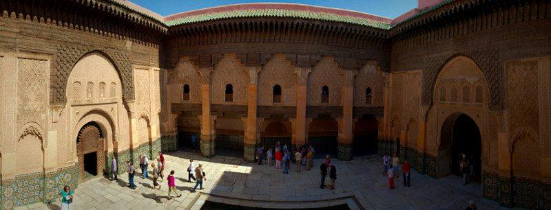 Marrakech Ben Youssef Madrasa