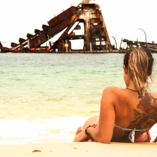 Tangalooma Island Resort em Moreton Island Austrália