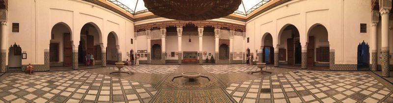 Museu Marrakech Marrocos