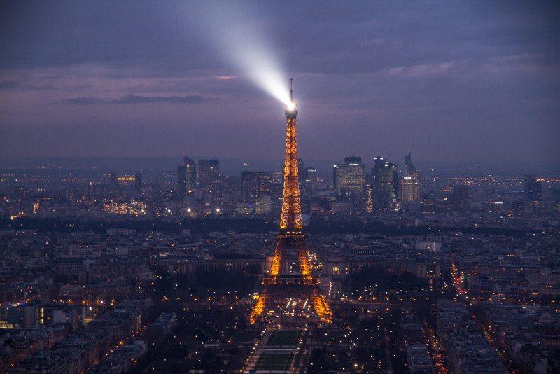 5 melhores lugares para assistir o pôr do sol em Paris