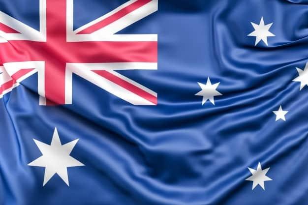 bandeira da austrália como conseguir visto de trabalho na austrália