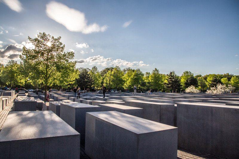 Memorial do Holocausto em Berlim - o que fazer