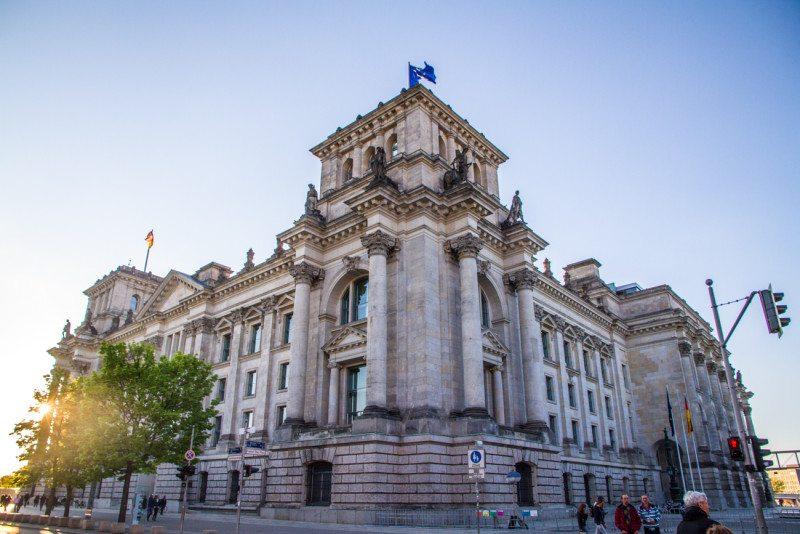 Parlamento Alemão - o que fazer