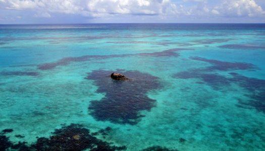 Ilha de Providência no Caribe Colombiano
