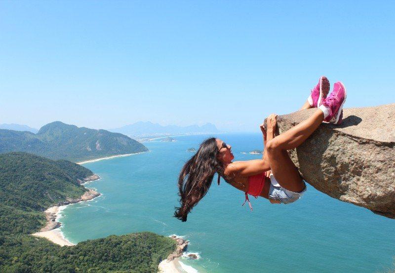 Pedra do Telégrafo no Rio de Janeiro