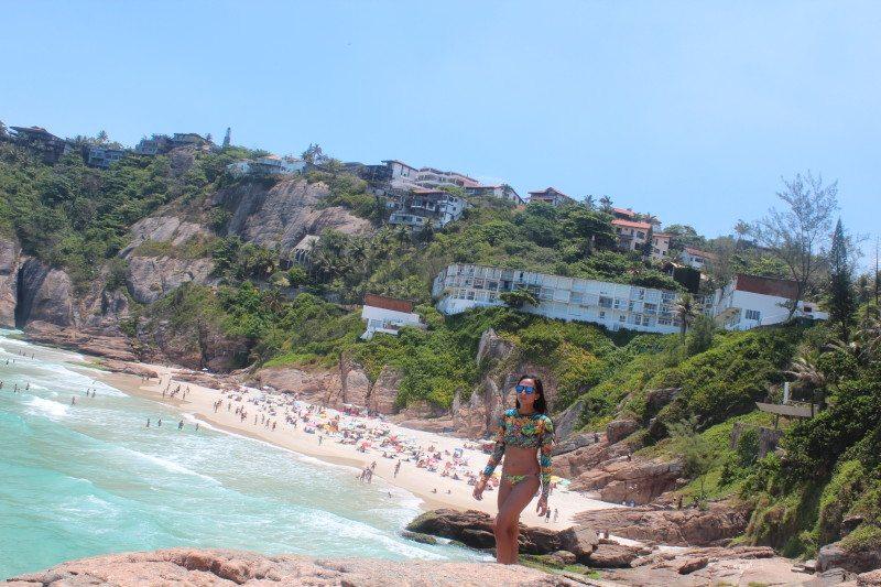 Praia da Joatinga no RJ
