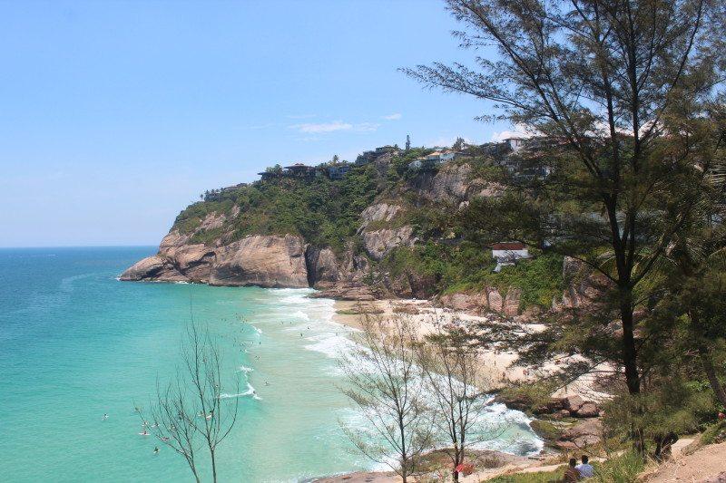 Praia da Joatinga no Rio