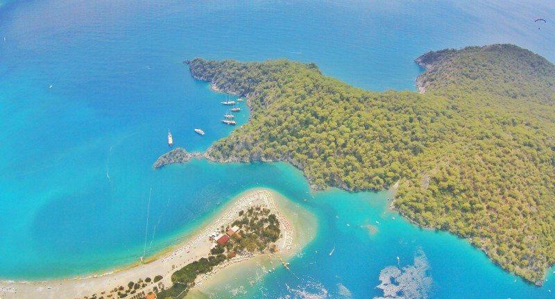 Öludeniz e a incrível Blue Lagoon