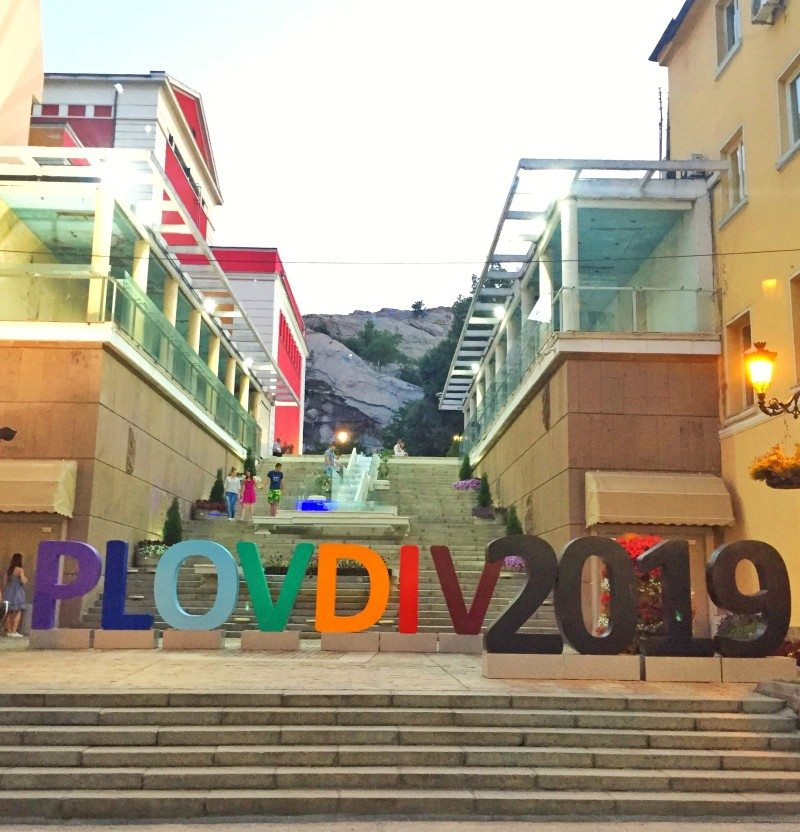 Plovdiv a capital cultural, o que fazer