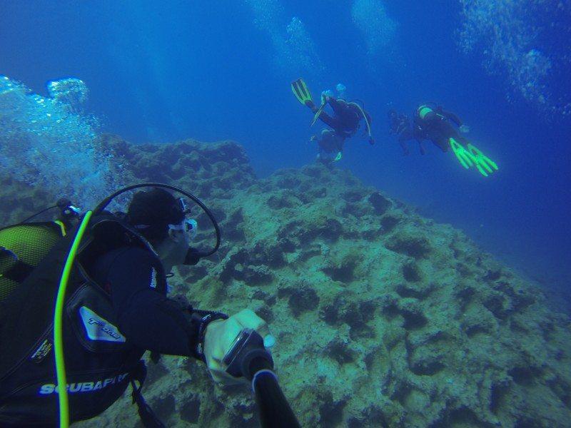Mergulho em Fethiye
