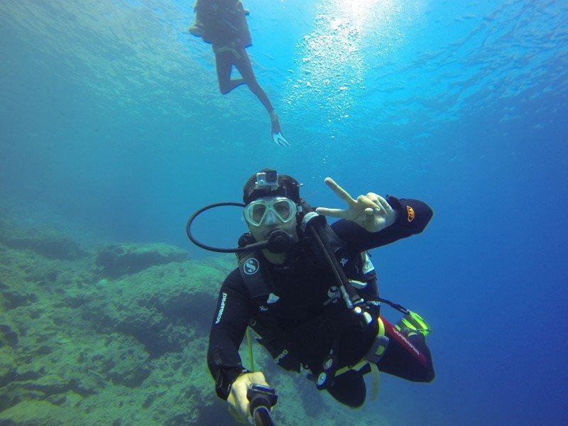 Mergulho Fethiye Turquia