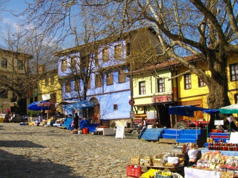 vila cumalakizik em bursa na turquia
