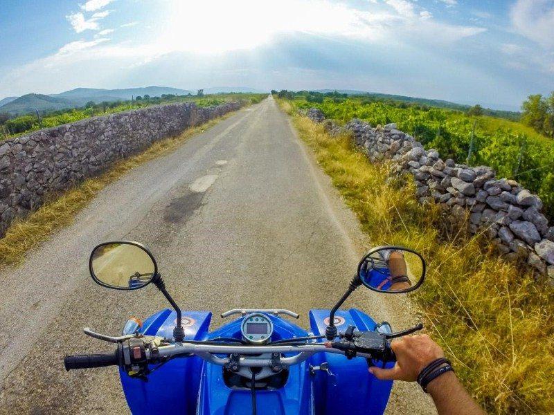 estrada croácia