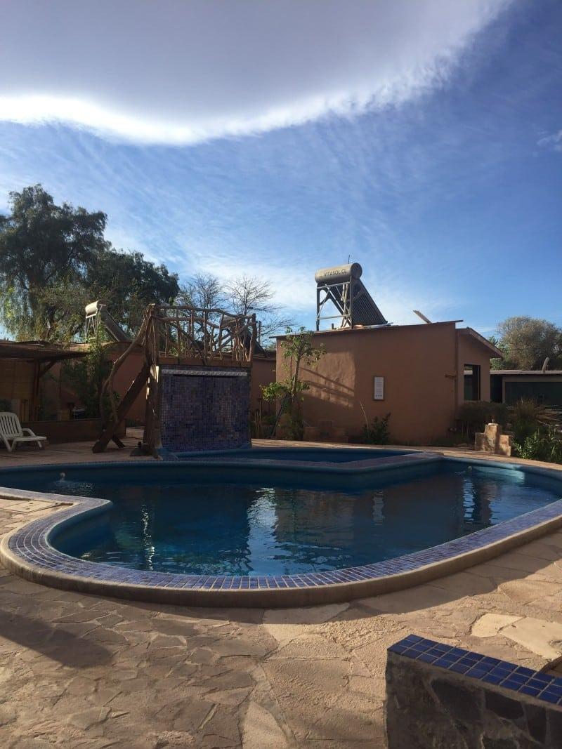 piscina hotel takha takha