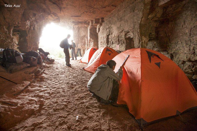 caverna hotel coati monte roraima