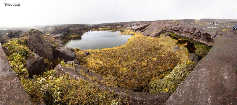 lago gladys monte roraima