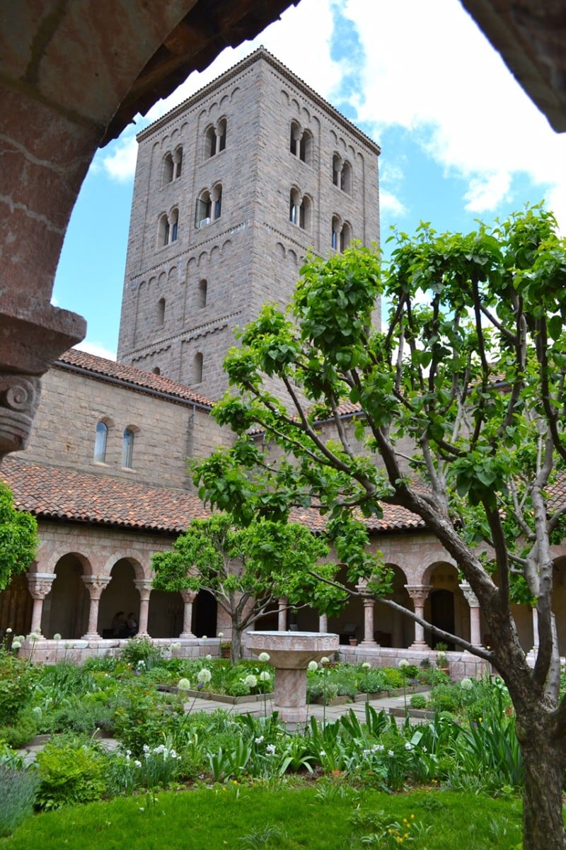 museu cloisters nova york