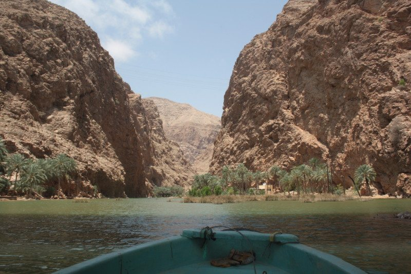Omã, a pérola do Oriente Médio