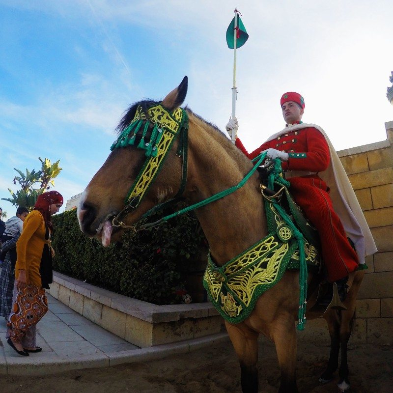 Marrocos: Rabat