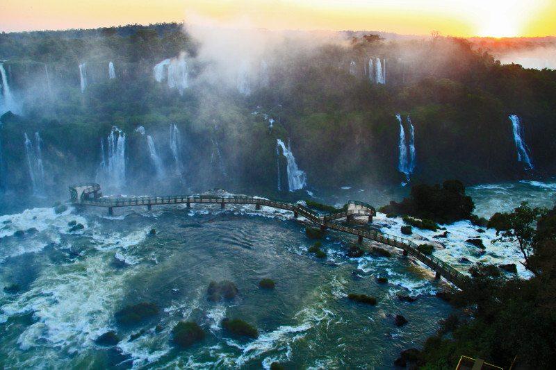 Cataratas do Iguaçu – Uma das sete maravilhas do mundo