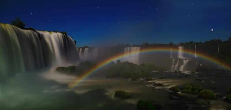 arco iris cataratas do iguaçu