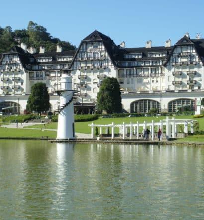 Que fazer em Petropolis - Hotel Palácio Quitandinha