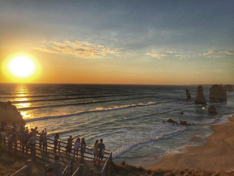 Great Ocean Road: 270 km de beleza pela costa australiana