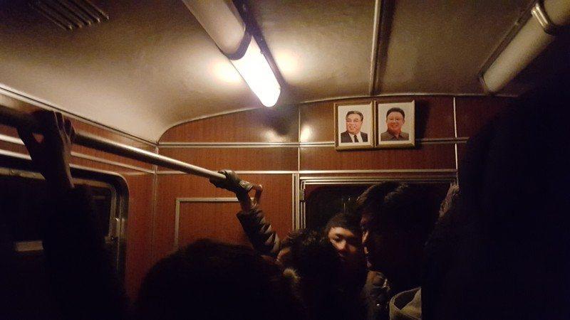 metro coreia do norte