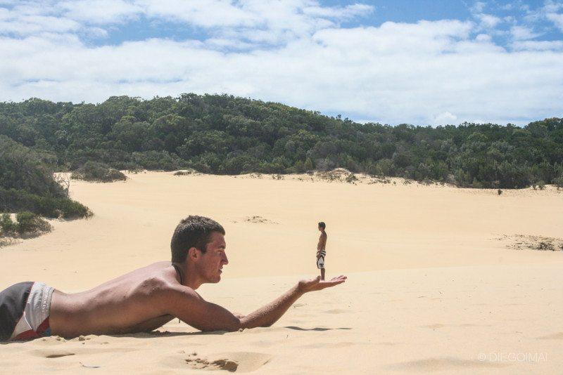 o que fazer em fraser na australia