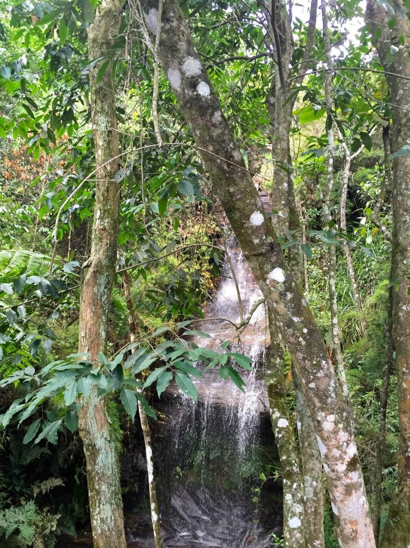 cachoeira ceu de estrelas ibitipoca minas gerais
