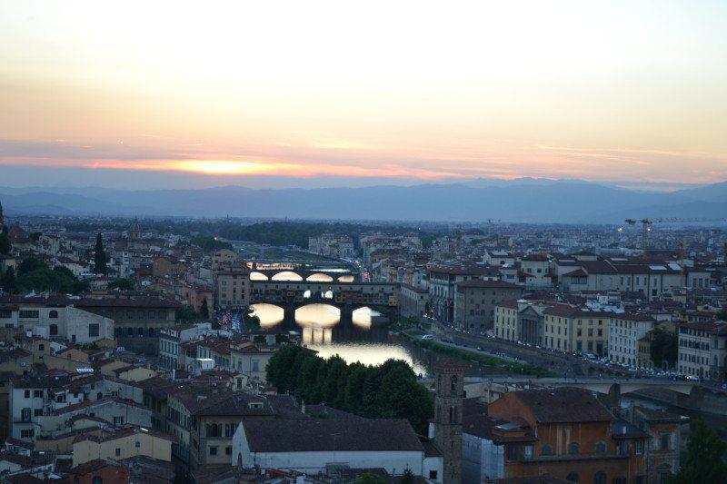 ponte vecchio florença italia