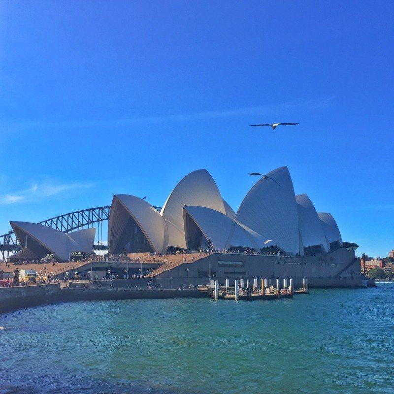 reveillon em sydney na australia