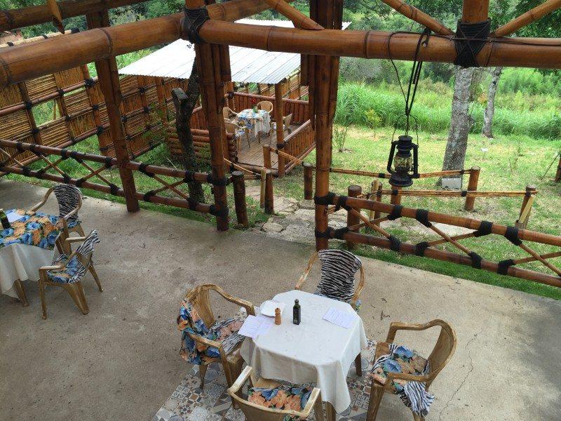 restaurante gula do lobo ibitipoca minas gerais