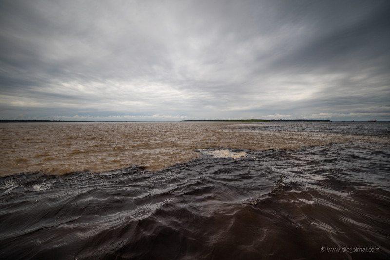 Rio Negro Amazonas