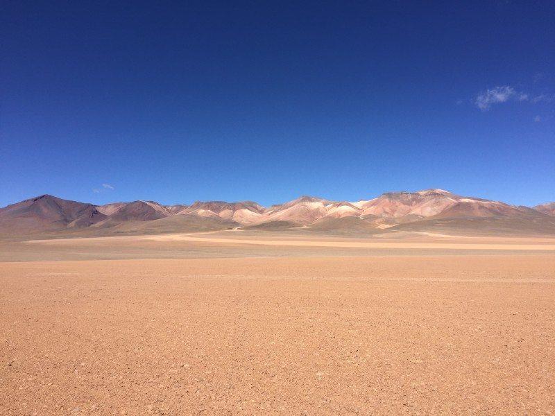 deserto dali Salar de Uyuni