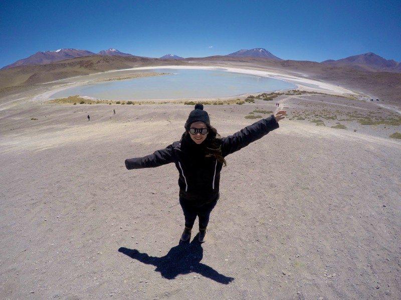 laguna honda bolivia Salar de Uyuni