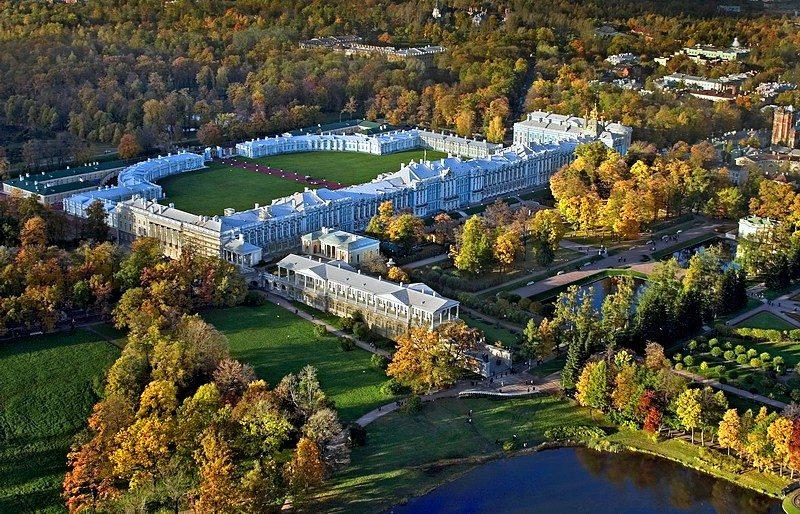 Tsarskoye Selo Russia