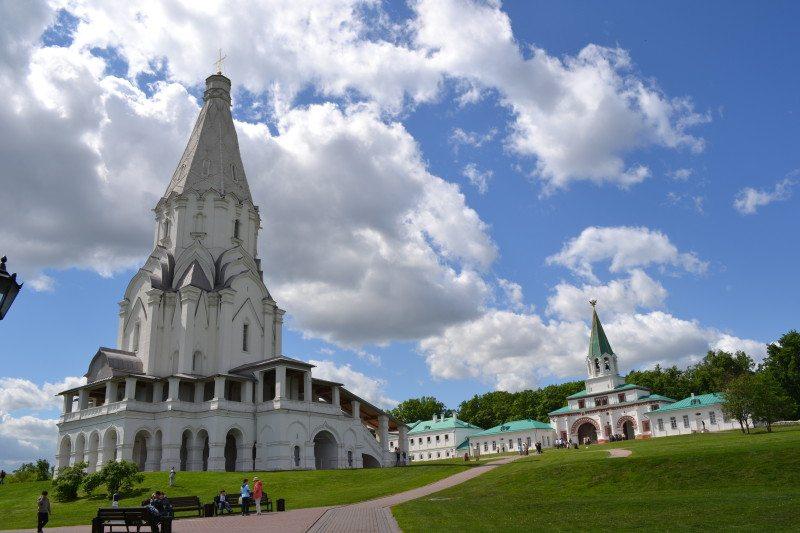 Igreja da Ascensão Moscou