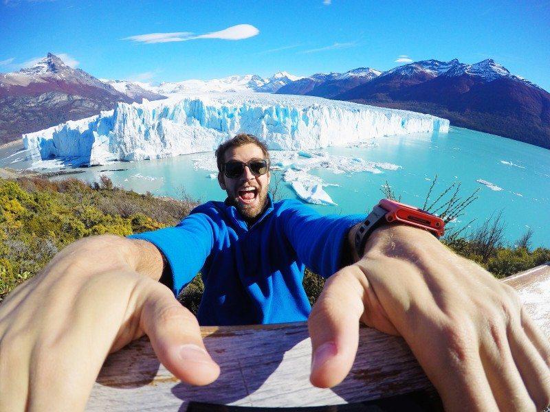 el calafate na patagônia argentina