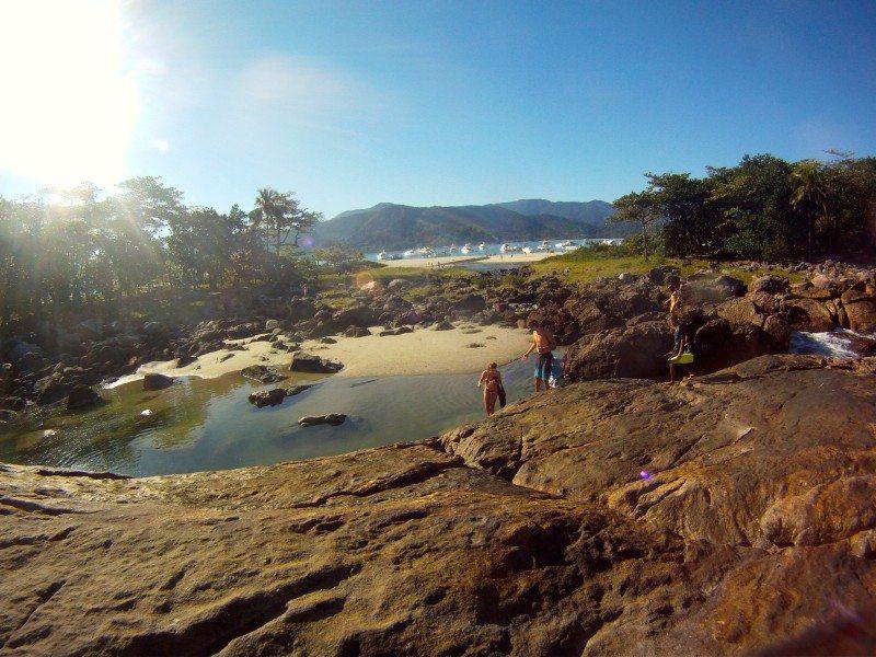 5 praias quase secretas no litoral norte de São Paulo