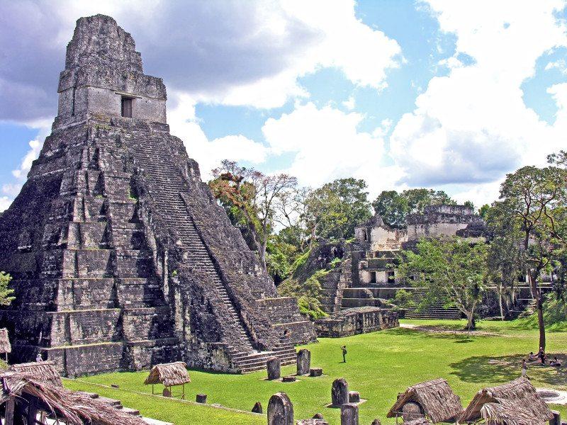 Templo do Great Jaguar