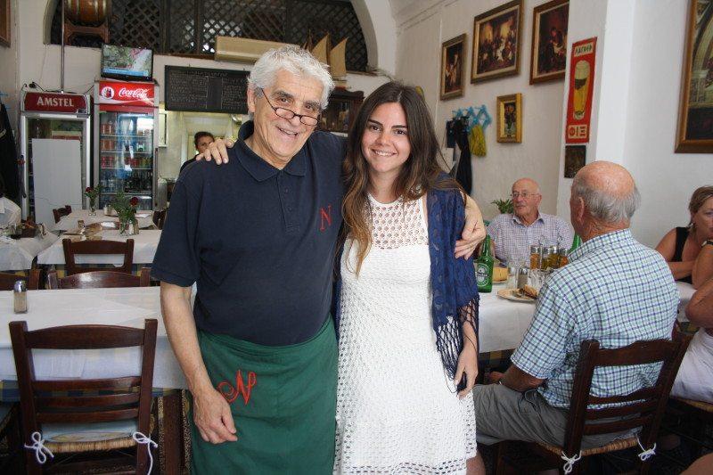 nikolas taverna grecia