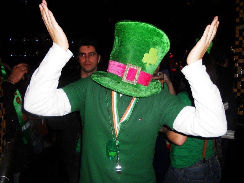 Melhores cidades do mundo para o St. Patrick's Day