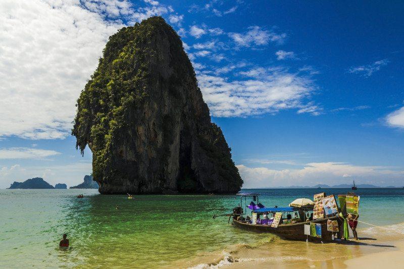 pranang beach tailandia