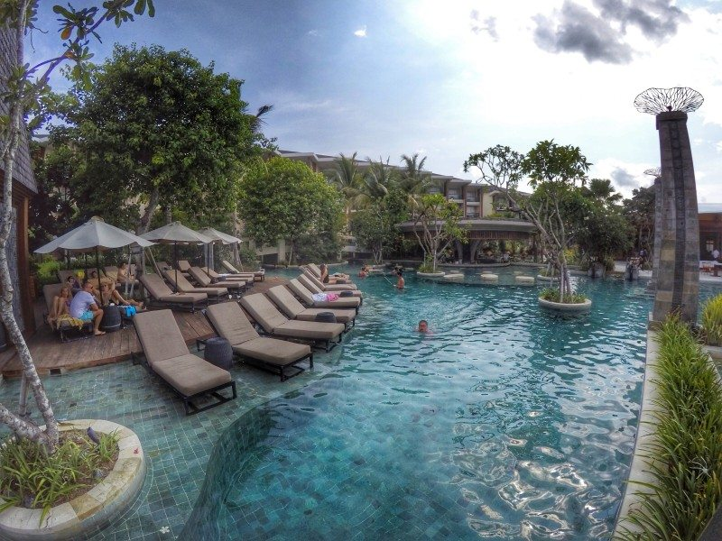Sofitel Bali Nua Dusa Beach Resort