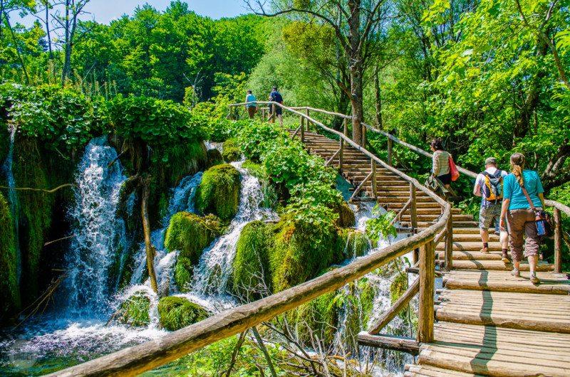 Lagos de Plitvice - A paisagem mais surreal da Croácia - Dicas de ...