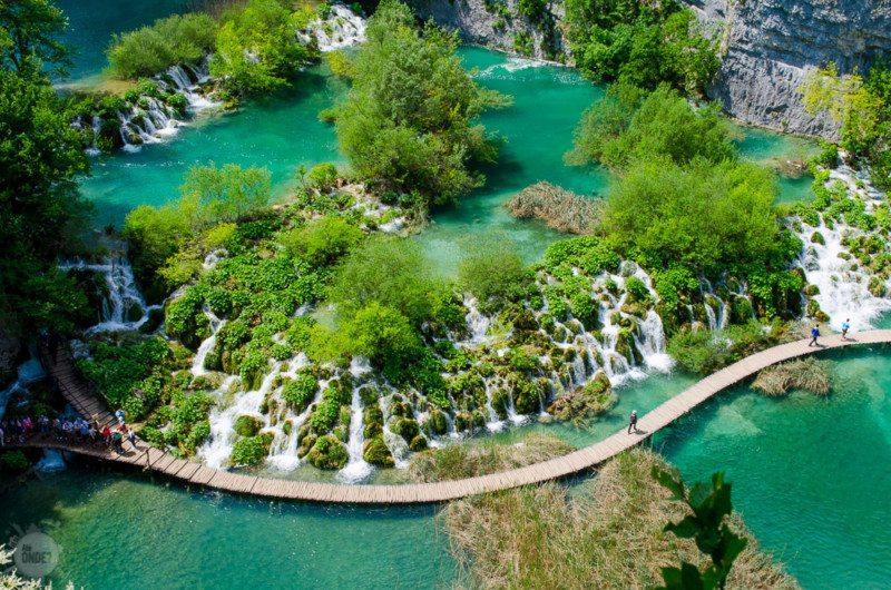 Lagos de Plitvice: A paisagem mais surreal da Croácia